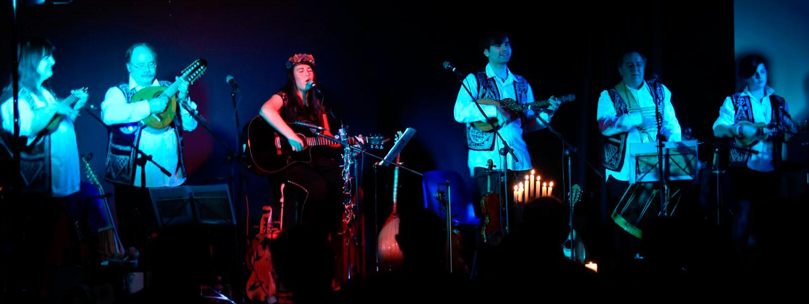 Amalgama, grupo de música folk